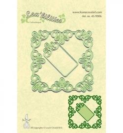 Lea'bilitie - Frame square lace 45.9906