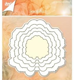 Joy!Crafts Cutting Stencil Basis Sierlijk 6002/6108