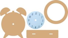DDD Mini album clock 460.440.240