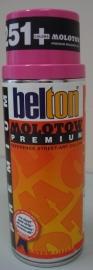 Molotow Premium 400ml Telemagenta 060