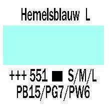 Amsterdam Marker 8-15mm 551 Hemelsblauw L