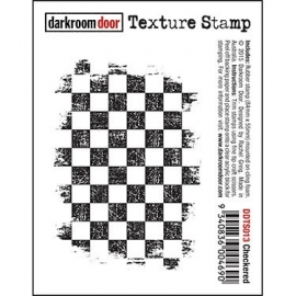 Texture Stamp - Checkered DDTS013