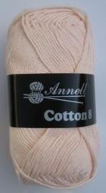 Cotton 8 nr 17 Huidskleur