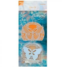 Joy! Crafts Open Up - Vlinder 6003/2014