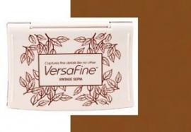 Inkpads Versafine Vintage sepia