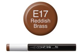 Copic Ink refill Reddisch Blass E17