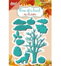Joy! Cutting & embossing One of a kind Herfst 6002/0636