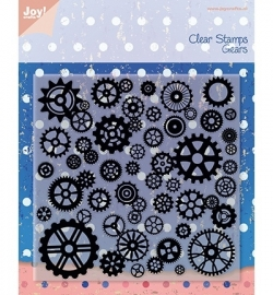 Joy! Clearstamp Gears 6002/0080