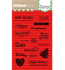 SL Basic Christmas Stamp Nr. 156