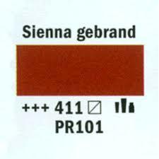 Amsterdam Marker 8-15mm 411 Sienna gebrand
