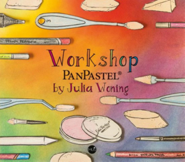 Boek Workshop Panpastel