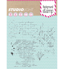 SL Background Stamp Basics nr.186