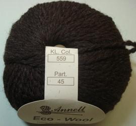 Annell Eco Wool 50gr Kleur 559