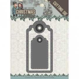 Amy Design - Christmas Wishes - Wishing Labels ADD10153