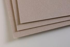 Pastelmat los vel 24 x 32 cm Donker grijs