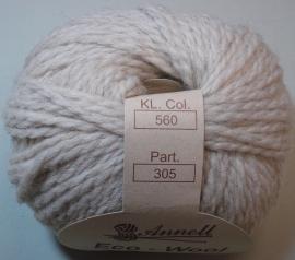 Annell Eco Wool 50gr Kleur 560