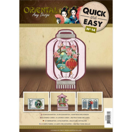Quick and Easy 14 - Amy Design Oriental QAE10014