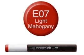 Copic Ink refill Light Mahogany E07