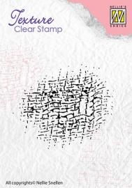 NS Texture Clear Stamps Vintage TXCS004