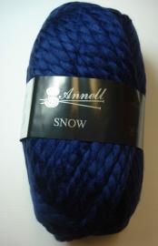 Annell Snow Kleur 3926 Donker Blauw