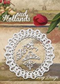 Die - Amy Design - Oud Hollands - Tulp Frame add10047
