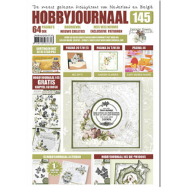 Hobbyjournaal 145 + knipvel