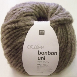 Creative Bonbon Uni Wit Taupe 100gr
