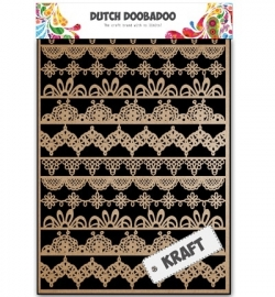 Dutch Kraft Art - Dutch Craft Art Party Borders 479.002.003