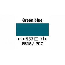 Amsterdam Acrylverf 120ml 557 Groenblauw