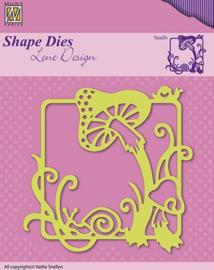 Shape Dies Snails SDL019
