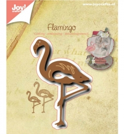 Joy! Cutten & embossing Flamingo 6002/0506