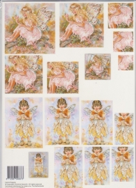 Pyramide Fairy poppets 99092/2