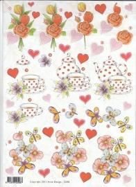 Anne Design 2598