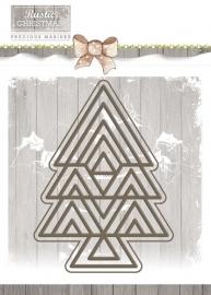 Die - Precious Marieke - Rustic Christmas - Rustic Three PM10040