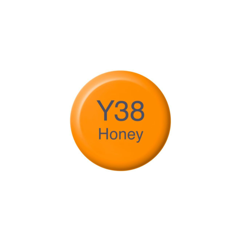 Copic ink Reffil  Honey Y38