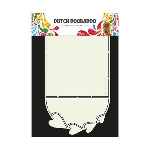 Dutch Doobadoo Card arts Hearts A4 470.713.658