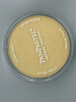 Panpastel Metalic Light gold