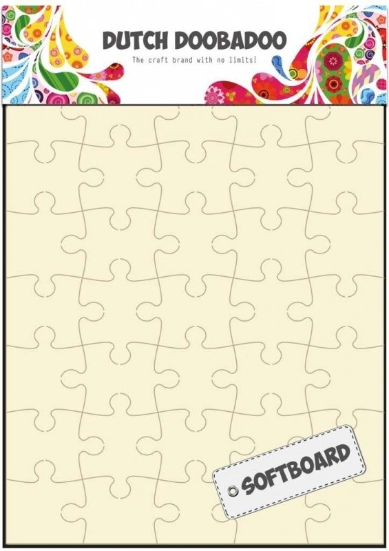 Dutch Doobadoo Dutch Softboard Puzzle - A5 478.007.013