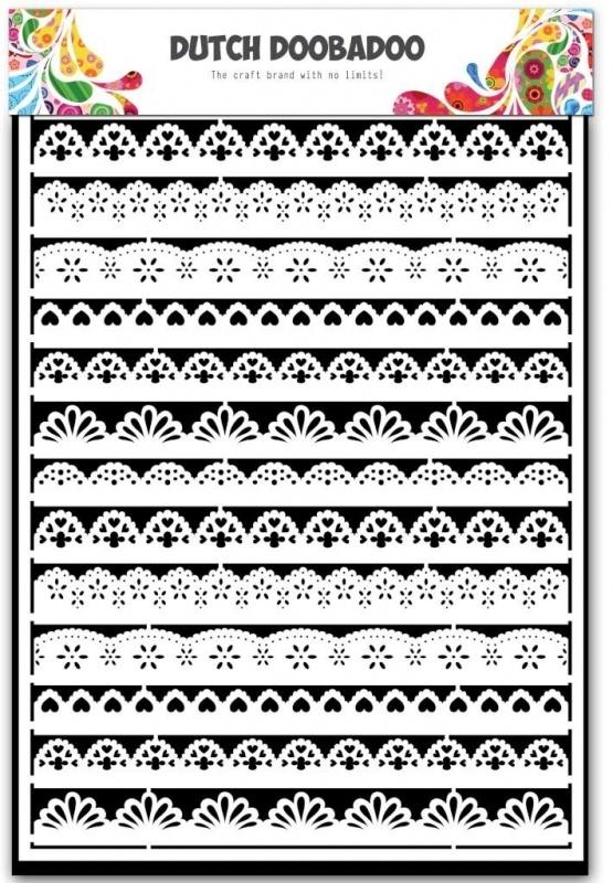 Dutch Doobadoo Dutch Paper Art randen A5 472.948.020