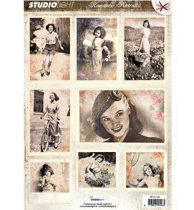 A4 Stansvel - Romantic Picture nr.48