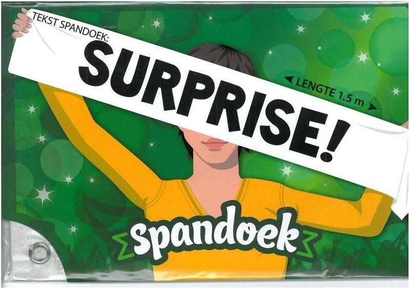 Spandoek; Surprise!