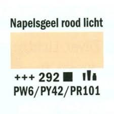Amsterdam Marker 2-4mm 292 Napels geel rood licht