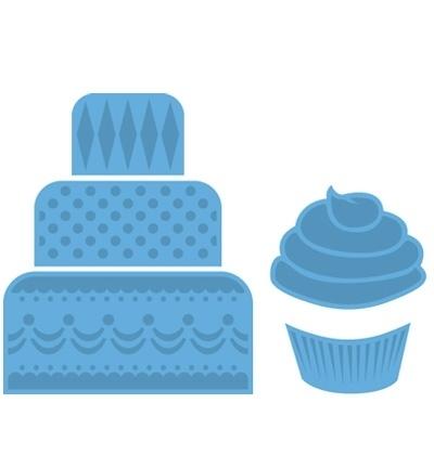 Creatables - Mini cake & cupcake LR0341