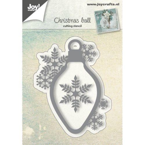 Joy! Snijmal kerstbal 6002/0681