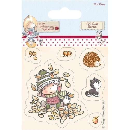 Mini Clear Stamp - Tilly Daydream- Terry 907101