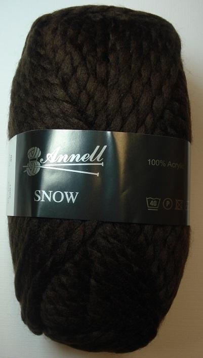 Annell Snow Kleur 3901 Donker Bruin