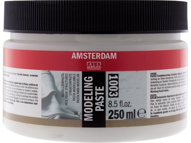 Amsterdam Modeling Paste 1003 250ml