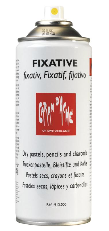 Caran d'Ache Fixative spray  400ml