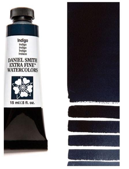 Daniel Smith Watercolour Indigo 5ml