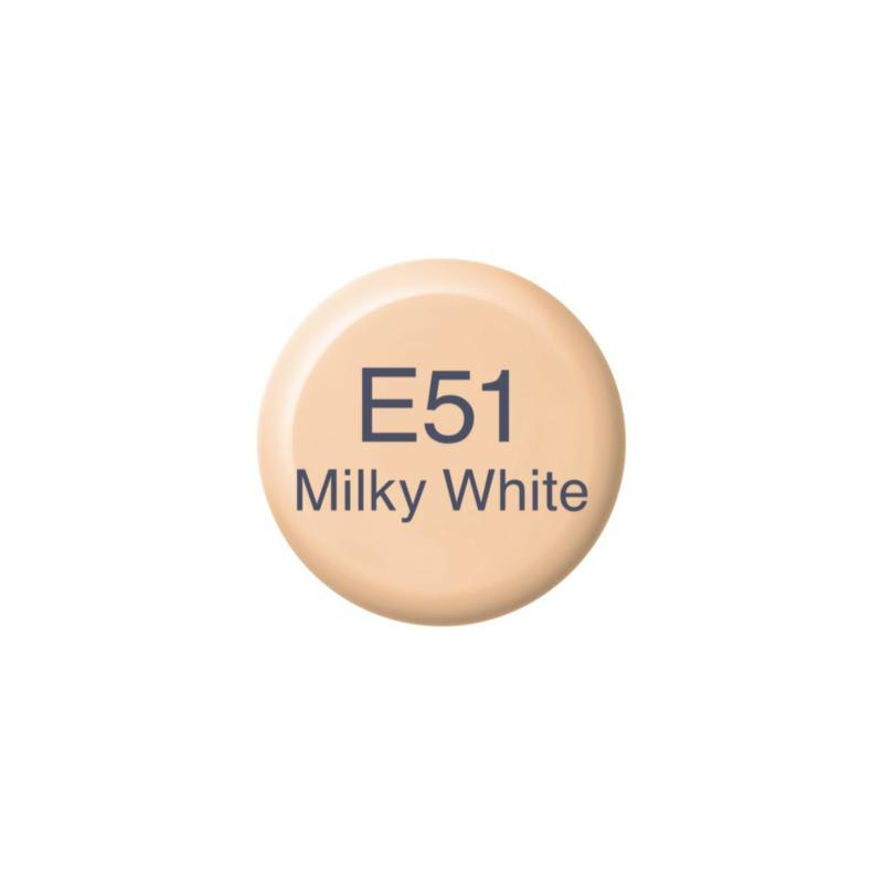 Copic Ink refill Milky White E51
